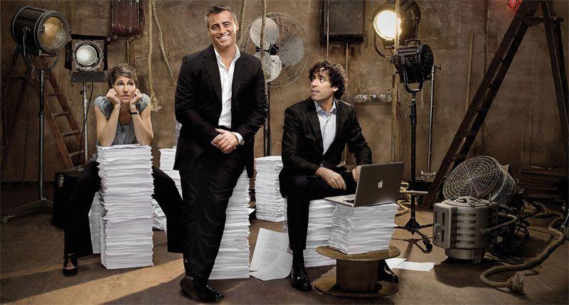 La saison 3 d'Episodes avec Matt Le Blanc débarque en mai sur OCS