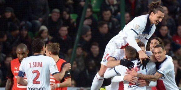 Le match PSG / Rennes à suivre ce soir en direct sur Canal+