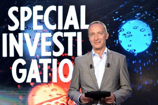 Enquête sur le réseau Dieudonné dans Spécial Investigation sur Canal+