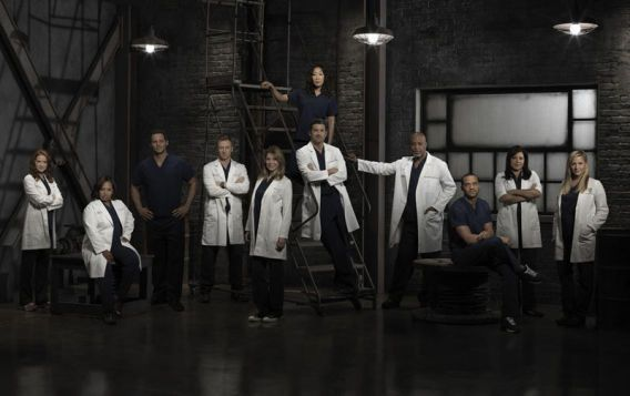 Grey's Anatomy leader pour le final de la saison 9 sur TF1