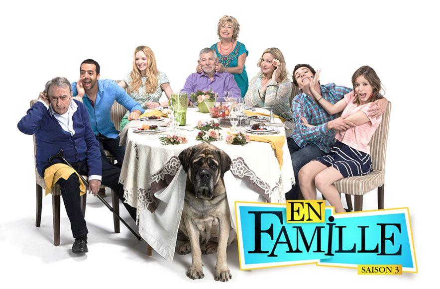 La saison 3 de &quot&#x3B;En famille&quot&#x3B; à découvrir dès juillet sur M6 (vidéos)