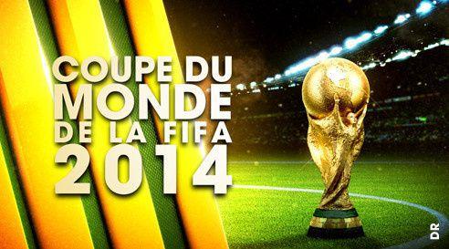 10,6 millions de téléspectateurs pour Brésil - Allemagne sur TF1