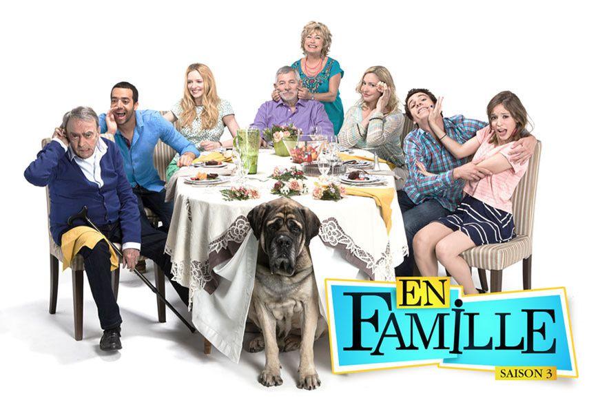 Les moins de 50 ans fans de « En famille » sur M6