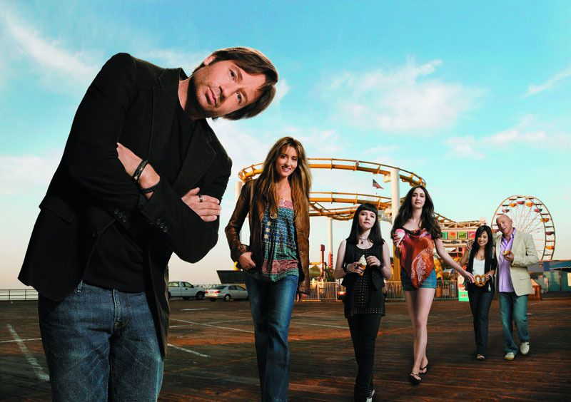 Californication : Bye-bye Hank !
