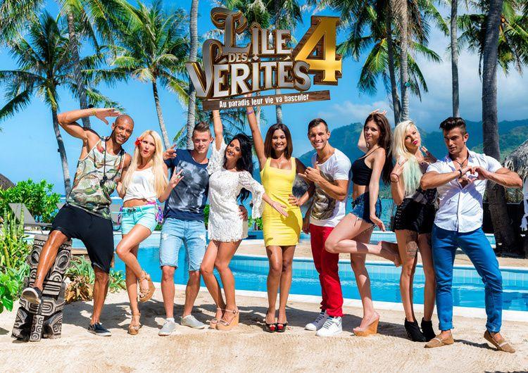 L'île des vérités de retour avec une saison 4 le 25 aout sur NRJ 12