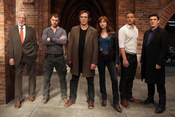La 2ème saison de Crossing Lines arrive sur TF1