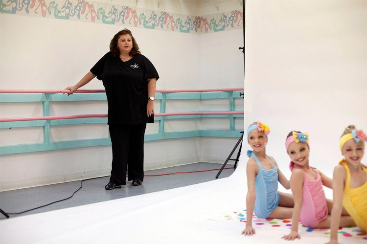 Dance Moms (Crédit photo : A&E Television Networks ? 1996-)