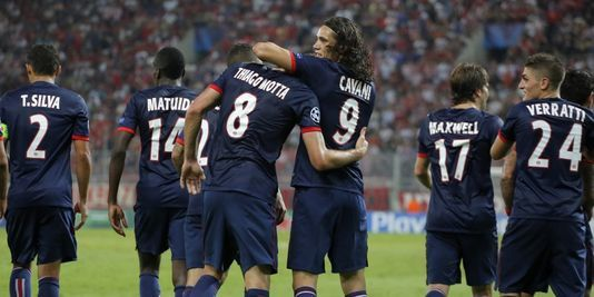 Le Paris Saint Germain (Crédit photo : DR)