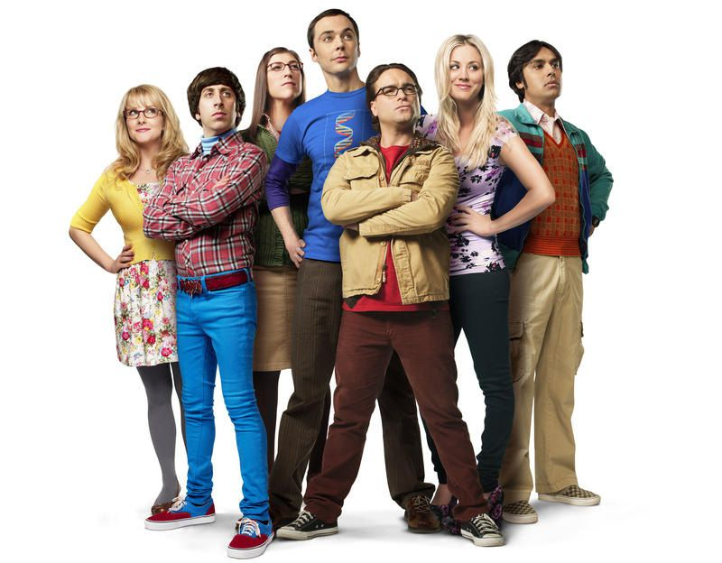 The Big Bang Theory (Crédit photo :  Warner Bros. Entertainment)