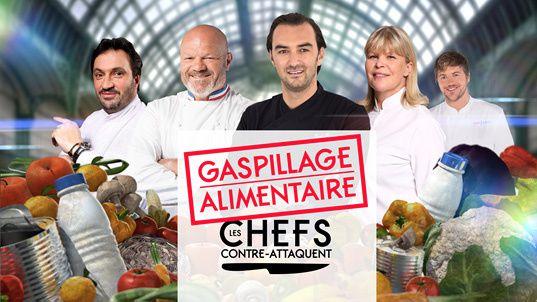 Les Chefs contre-attaquent (Crédit photo : Abacapress.Com Julien Knaub Pierre Olivier Franck Ferville/M6)