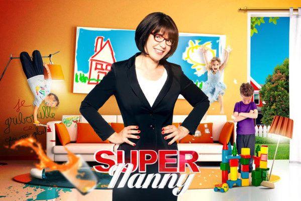 Super Nanny (Crédit photo : Ludovic Baron / NT1)