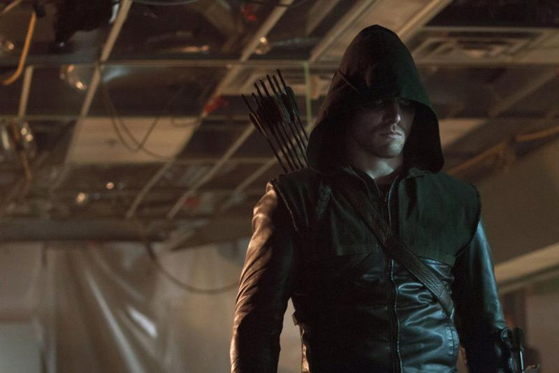 Arrow (Crédit photo :Wwarner Bros)