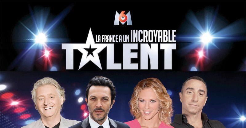 Le jury de La France a un incroyable talent