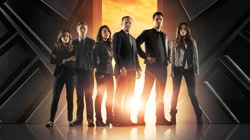 Les Agents du S.H.I.E.L.D. (Crédit photo : ABC / Marvel)