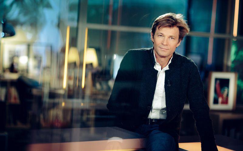 Laurent Delahousse (Crédit photo : Benjamin Decoin / France 2)