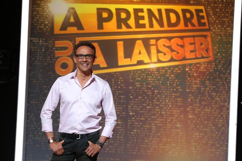 Julien Courbet (Crédit photo : J.P. PARIENTE/ENDEMOL/D8)