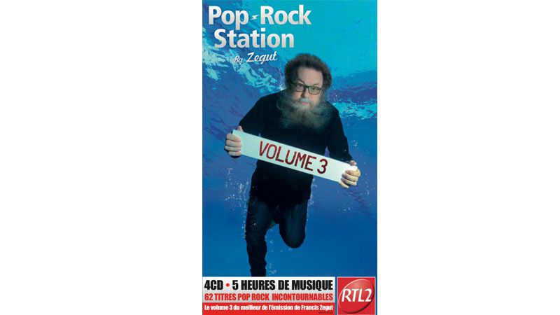 Le volume 3 de &quot&#x3B;Pop-Rock Station by Zegut&quot&#x3B; sort dans les bacs