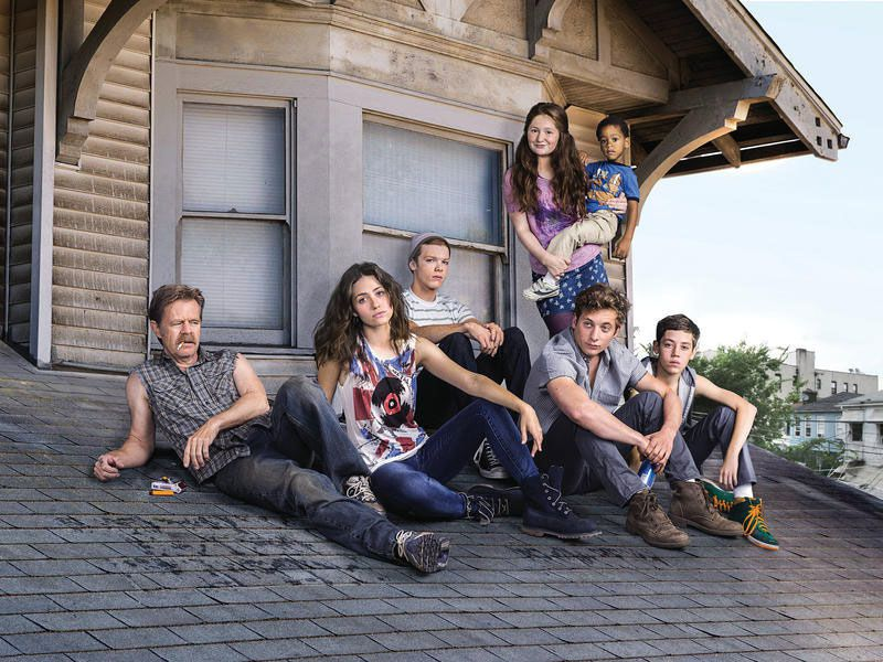 Shameless (Crédit photo : Warner Bros. Entertainment Inc.)