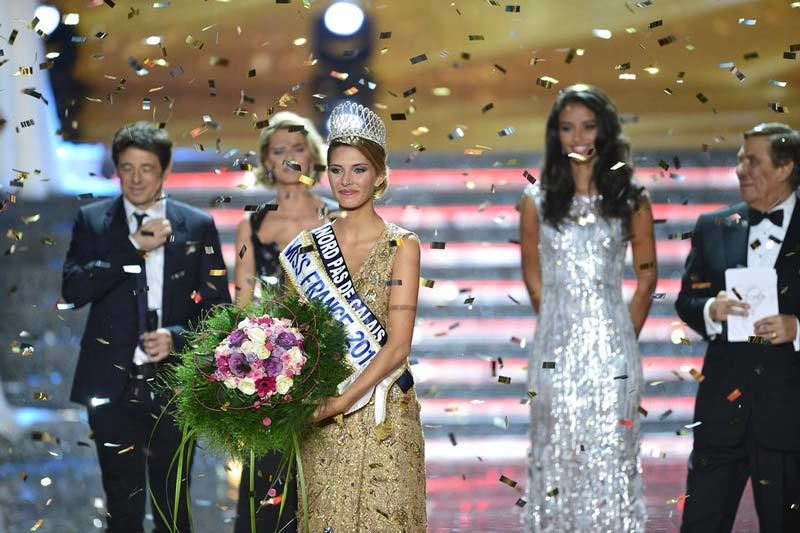 Miss France 2015 (Crédit photo : TF1 / DR)