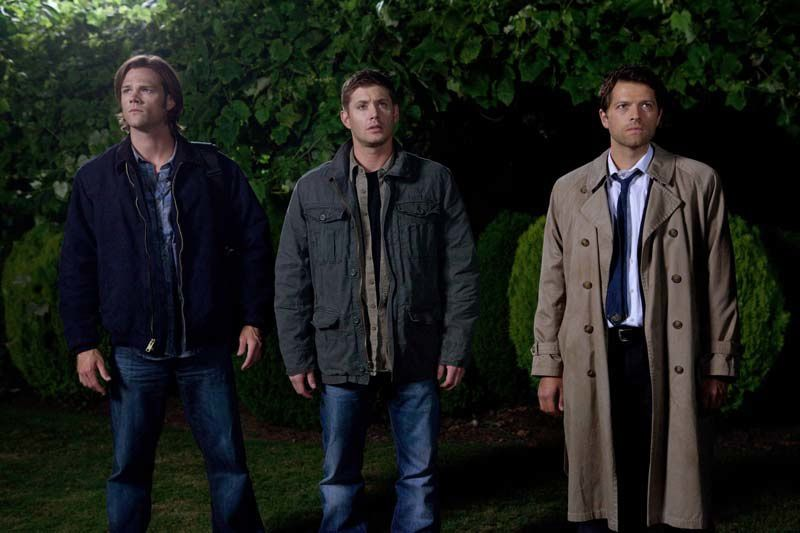 Supernatural (Crédit photo : Warer Bros International)