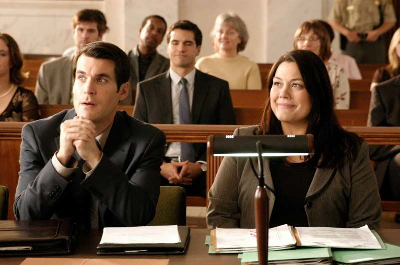 Drop Dead Diva (Crédit photo : Sony Pictures Television International)