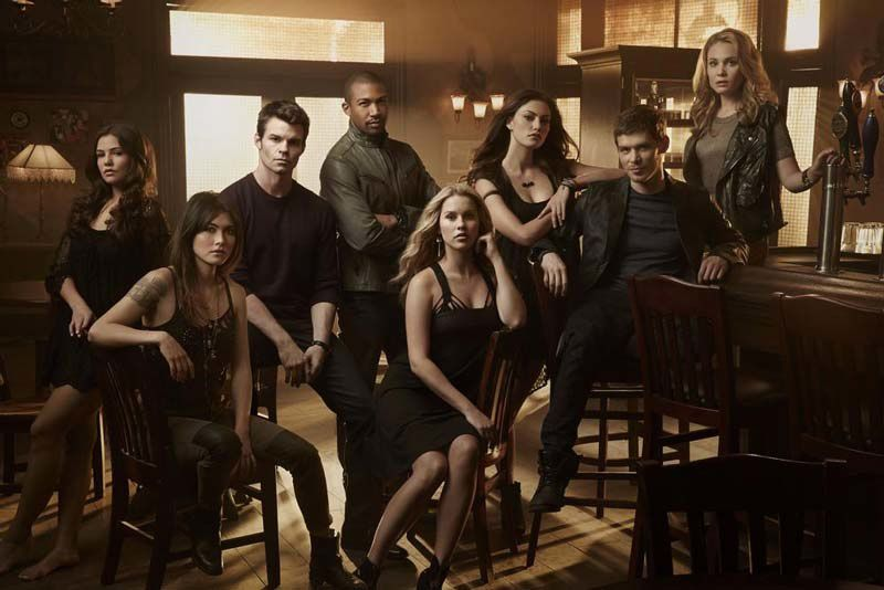 The Originals (Crédit photo : Warner Bros entertainement.inc )