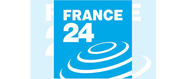 France 24 désormais disponible en direct sur YouTube