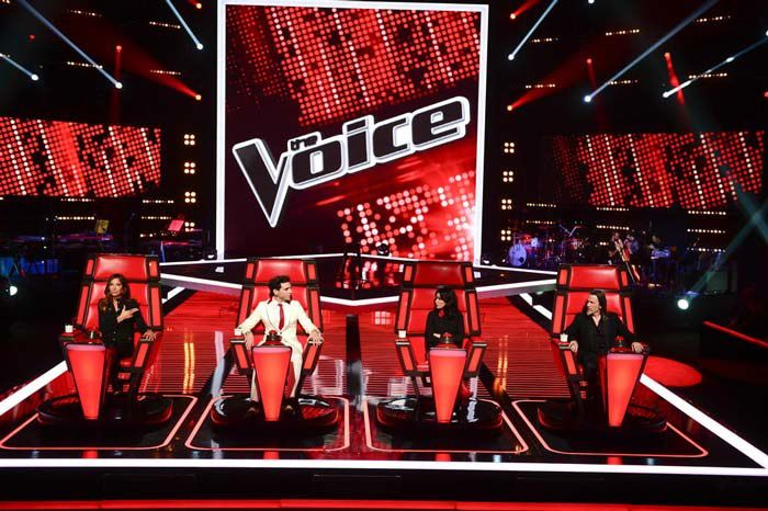 The Voice - Saison 4 (Crédit photo : SHINE / TF1 / BUREAU233 / P.Carpentier)