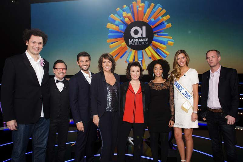 QI : La France passe le test (Crédit photo : Julien Cauvin / TF1)