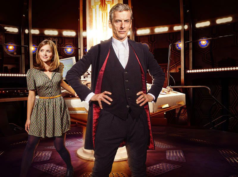 Doctor Who (Crédit photo : BBC/BBC Worldwide 2014 )