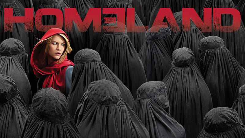 Homeland - Saison 4 (Crédit photo : Showtime)