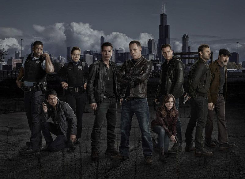 Chicago Police Department (Crédit photo : NBC Universal)