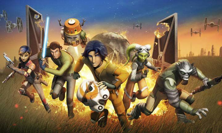 Star Wars Rebels (Crédit photo : LucasFilm)