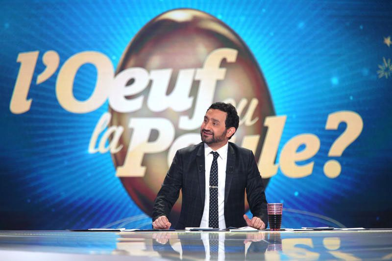 Cyril Hanouna (Crédit photo : D8 / Maxime Bruno)