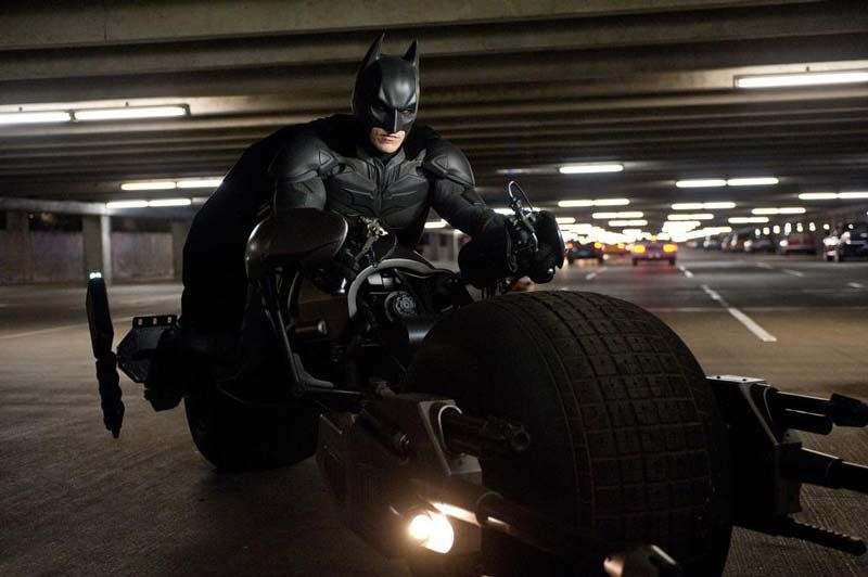 The Dark Night Rises (Crédit photo : Warner Bros. Entertainment Inc. and Legendary Pictures Funding, LLC)
