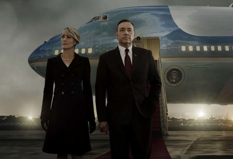 House of Cards - Saison 3 (Crédit photo : MRC II Distribution Company L.P)