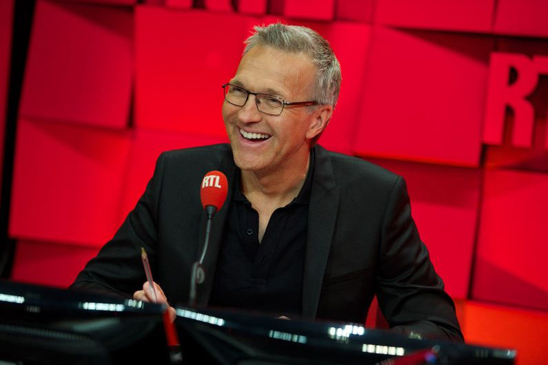 Laurent Ruquier (Crédit photo : RTL / DR)