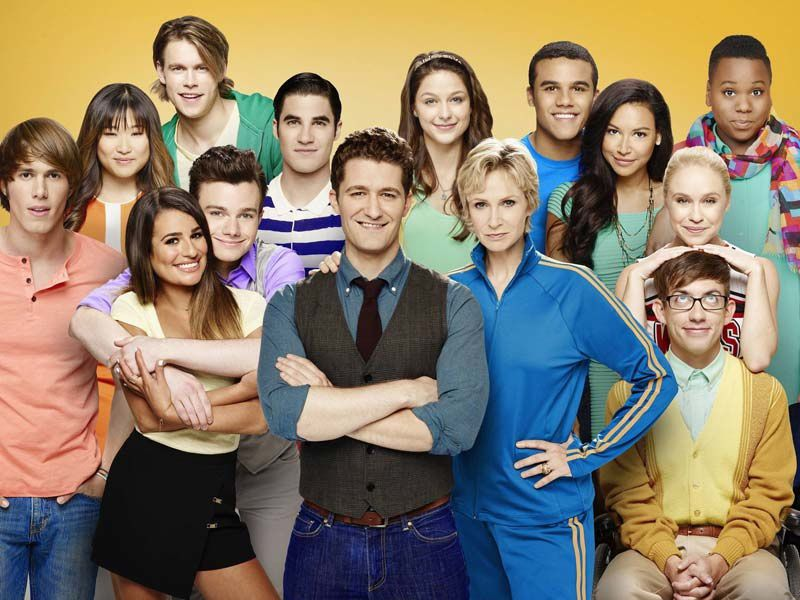 Glee - Saison 5 (Crédit photo : Twentieth Century Fox Film Corporation)