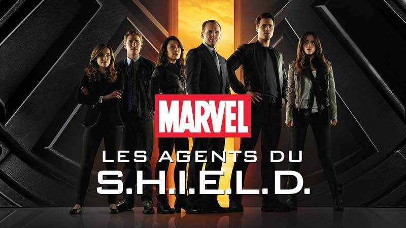 Marvel : Les agents du S.H.I.E.L.D (Crédit photo : ABC Studios)