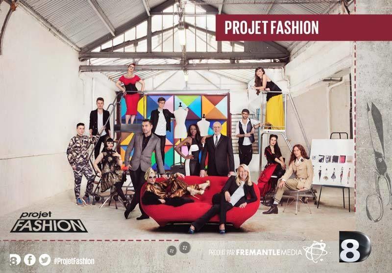 Quatrième numéro de &quot&#x3B;Projet Fashion&quot&#x3B; ce soir sur D8
