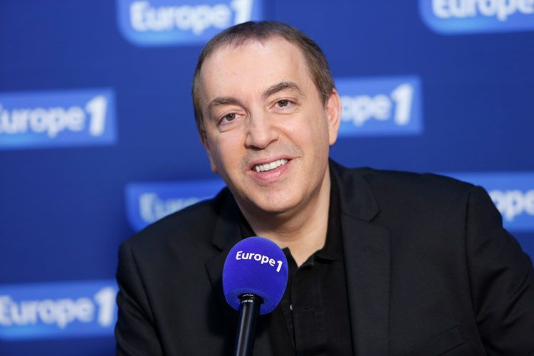 Jean-Marc Morandini (Crédit photo : Marie Etchegoyen / Capa Pictures / Europe 1)