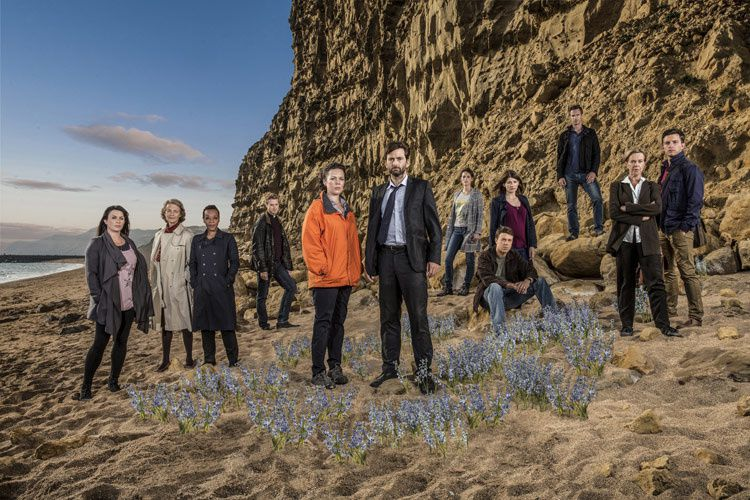Broadchurch - Saison 2 (Crédit photo : ITV and Kudos Film & Television Limited)