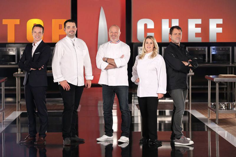 Top Chef - Saison 6 (Crédit photo : Pierre Olivier / M6)