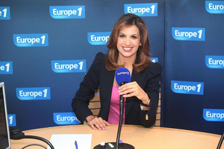 Sonia Mabrouk (Crédit photo : CAPA Pictures / Europe 1)