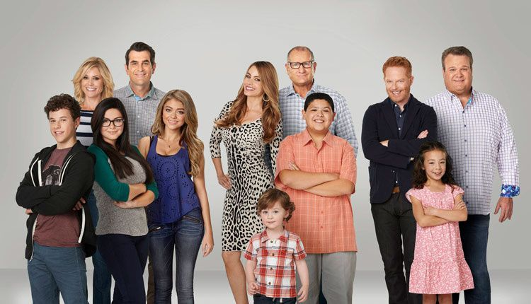 Modern Family - Saison 6 (Crédit photo : 2014 Fox and its related entitie)