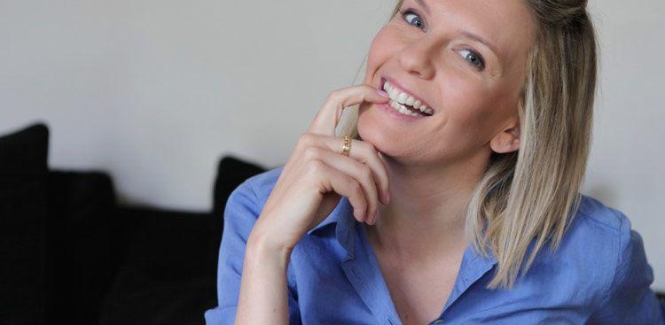 Déborah Grunwald (Crédit photo : L'Equipe 21)