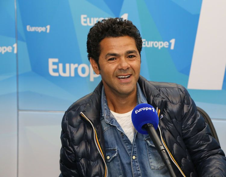 Jamel Debbouze (Crédit photo : Wladimir Simitch / CAPA Pictures / Europe 1)
