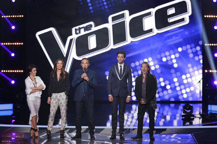 The Voice (Crédit photo : SHINE / BUREAU233 / TF1 / Y. Dejardin)