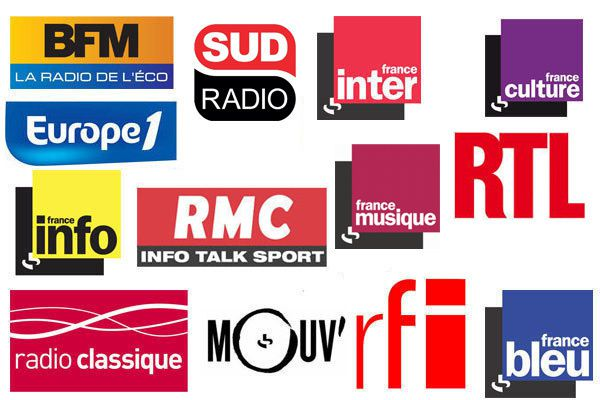 La liste des invités radio du lundi 13 avril 2015 (podcasts)