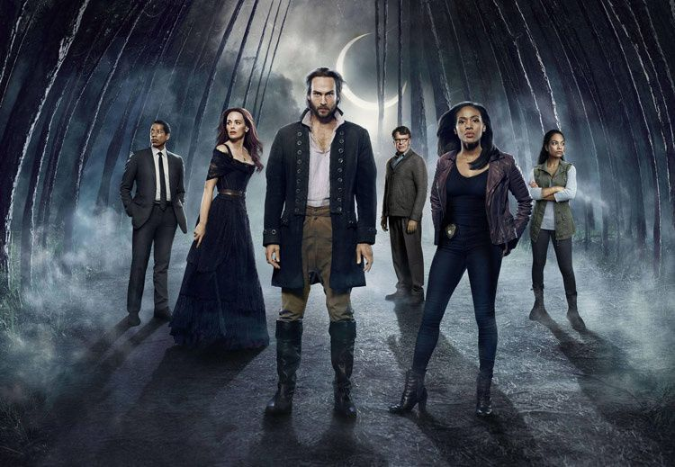 Sleepy Hollow - Saison 2 (Crédit photo : 2014 Fox and its related entitie)